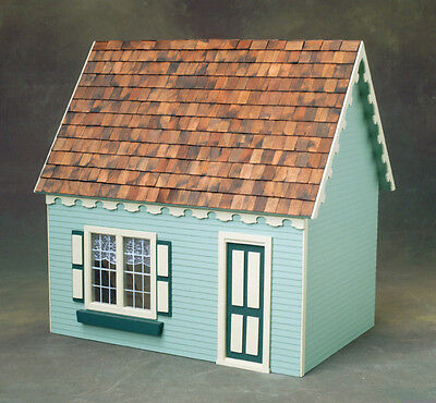 Dollhouse Kit - Keeper's House JM122 - 1 inch Scale
