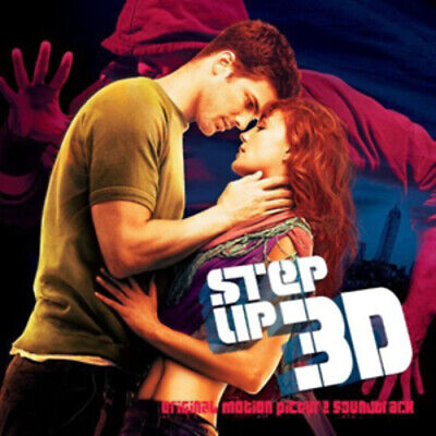 Various Artists : Step Up 3D: Music from the Motion Picture Soundtrack CD