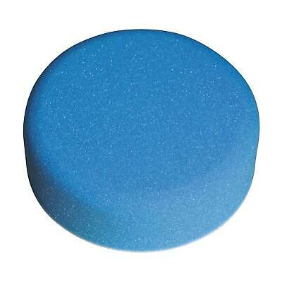 Sealey Buffing&Polishing Foam Head Hook&Loop 150x50mm Dia Blue/Medium-PTCCHV150B