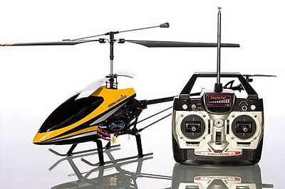 LARGE BIG Double Horse 9101 Metal 3-Channel GYRO Helicopter RC Remote Control