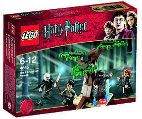 Lego Harry Potter 4865 The Forbidden Forest Sealed NIB NEW