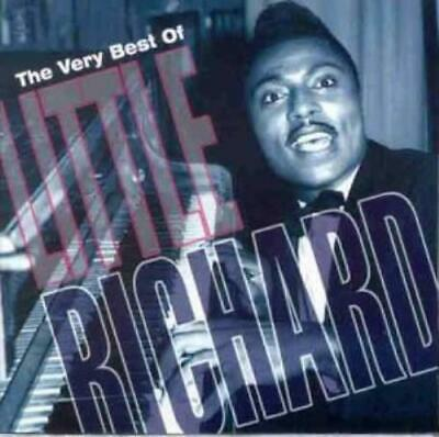 Little Richard Very Best of CD Value Guaranteed from eBay's biggest seller!