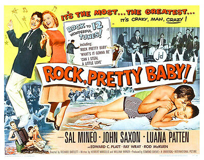 Rock, Pretty Baby! Movie Poster