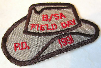 B/Sa Field Day P.D. 1991 Rr Royal Ranger Uniform Patch