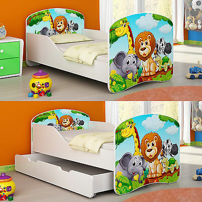 Children Kids Bed + Free Mattress + Free Delivery Toddler