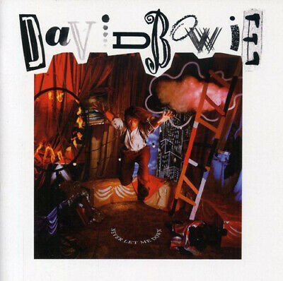 David Bowie : Never Let Me Down CD (1999) ***NEW***