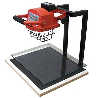 NEW - 500 Watt Exposure Unit For Screen Printing