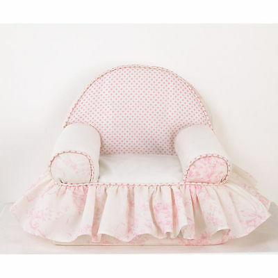 Cotton Tale Heaven Sent Girl Baby's 1st Chair