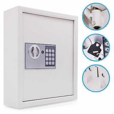 Heavy Duty High Security Electronic 36 Key Home Office Combination Storage Safe