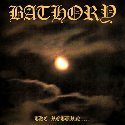 Bathory : The Return CD***NEW*** Value Guaranteed from eBay's biggest seller!