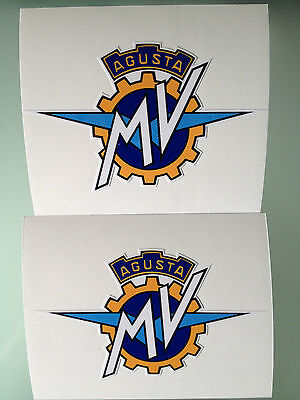 Stickers / Decals for MV Agusta