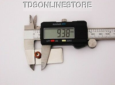 Digital Caliper With Removable Stone Holder Plate