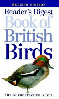 Book of British Birds (Readers Digest) by Reader's Digest Hardback Book The