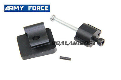 Army Force Airsoft Toy Adapter For 74 GBB to M Series Airsoft Stock AF-SA044