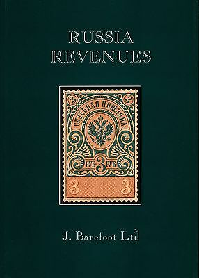 RUSSIA New Detailed REVENUES Catalogue J. Barefoot 2004 (108 Pages)