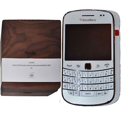 New Blackberry Bold 9900 Limited Exclusive Edition 06/20 with Swarovski Elements