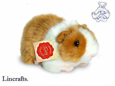 Gold/White Guineapig/Guinea Pig Plush Soft Toy by Teddy Hermann Collection 92639