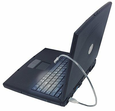 USB LED Flex Light for Notebooks and Laptops by Manhattan