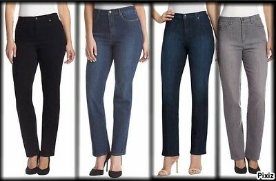 GLORIA Vanderbilt Ladies' Amanda Stretch Denim Jeans PICK |NO SALES TAX|