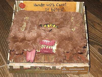 New Universal Studios Wizarding World of Harry Potter Monster Book of Monsters