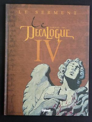 LE DECALOGUE Tome 4 EO TBE