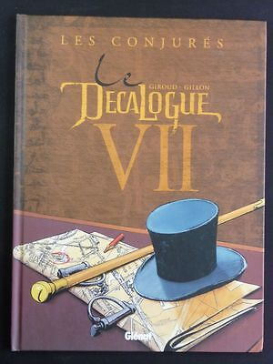 LE DECALOGUE Tome 7 TBE