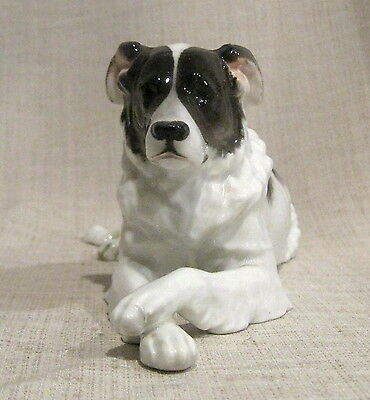 KPM Dog Porcelain Dog Circa 1911