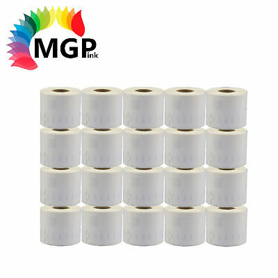 20 Rolls 99014 Compatible Addess labels for DYMO / SEIKO labelwriter 54 x 101mm