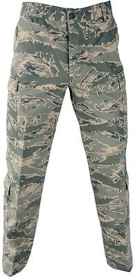 Propper NFPA  Compliant ABU Tiger Stripe  Air Force Pants  100% Cotton Rip Stop