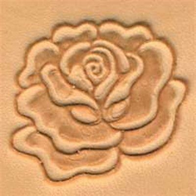 8493 Rose Craftool 3-D StampTandy Leather 88493-00