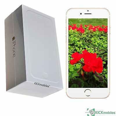 """NEW 16GB APPLE IPHONE 6 PLUS A1524 5.5"""" GOLD COLOUR FACTORY UNLOCKED LTE 4G GSM"""