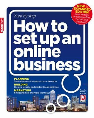 How To Set Up An Online Business 2nd editio... by Kevin Partner and PC Paperback