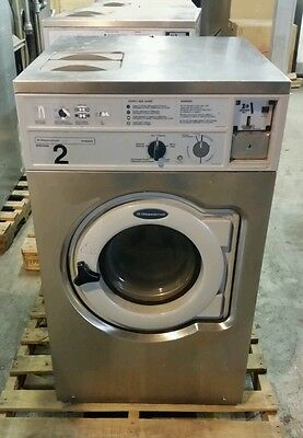Wascomat W620 Classic Front Load Washer 120V