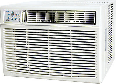 Arctic King 25,000 BTU Window Heat and Cool Air Conditioner with Remote