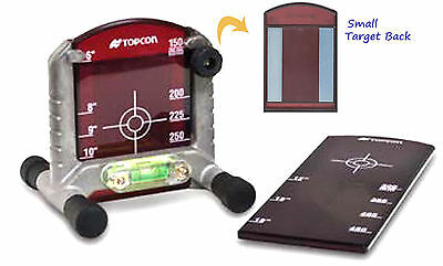 Topcon Reflective Pipe Target for TP-L4A/AV Pipe Lasers with Priority Mail
