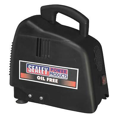 Sealey Low Pressure Compressor Without Tank Belt Drive 1.5hp Oil Free - SAC00015