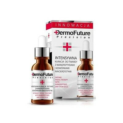 DermoFuture Precision Face Intense Therapy Nanopeptides Stem Cells Anti wrinkle