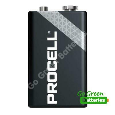 1 x Procell 9V PP3 (Replaces Duracell Industrial Batteries) LR22 BLOC MN1604