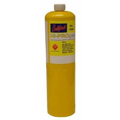 Mapp Gas Disposable Gas Cylinder for all Oxyturbo 100 200 300 Welding Kits  E98