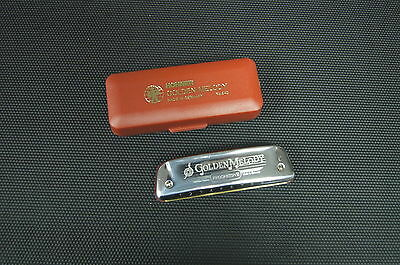 Harmonica diatonique Hohner Golden Melody tonalités majeures / all major keys