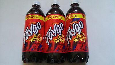 Faygo Soda  BIG 24oz  ROCK & RYE **Free Shipping** Buy More then 1 and Save $