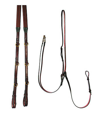 Stephens Market Harborough with Rubber Grip Reins