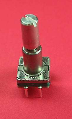 ALPS Rotary Encoder with Push Switch Function