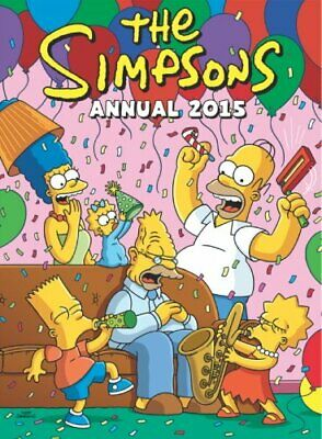 The Simpsons - Annual 2015 (Annuals 2015) by Matt Groening Book The Cheap Fast