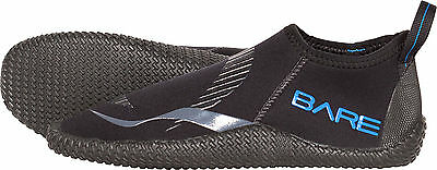 Bare Scuba Diving Snorkeling Booties 3mm Bare Feet Wetsuit Boot