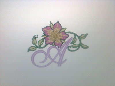 ALPHABET 2,960+ in 85 folders EMBROIDERY DESIGNS FOR BROTHER MACHINE ..PES..CD