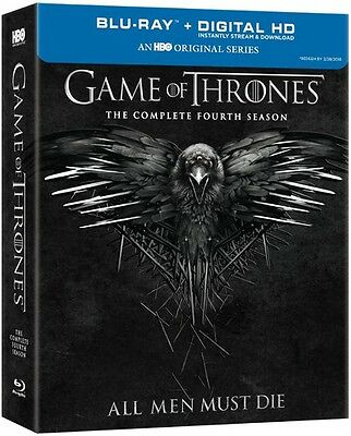 Game Of Thrones: Season 4 (2015, Blu-ray New)