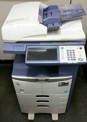 Toshiba eStudio 456 Multifunction Copier / Printer / Scanner / Fax