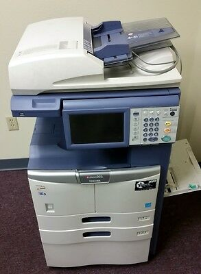 Toshiba eStudio 205L Multifunction Copier / Printer / Scanner / Fax