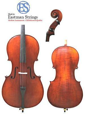 Eastman Strings Concertante 4/4 Full Size Cello, Montagnana Pattern **NEW**